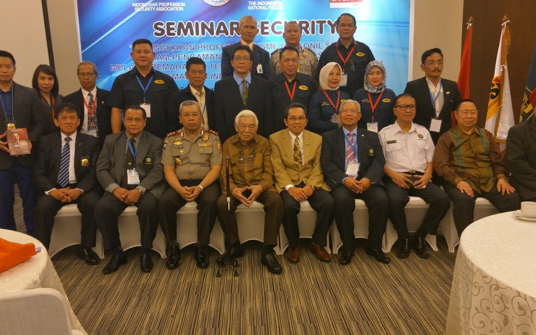 Indonesia Facility Management & Security Safety (FMSS) Expo 2018