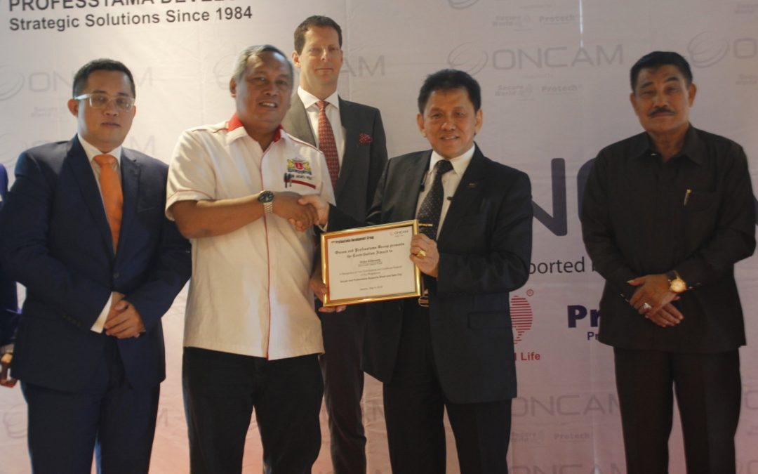 Oncam Pamer Kamera CCTV Rp 50 Jutaan untuk Sektor Smart City