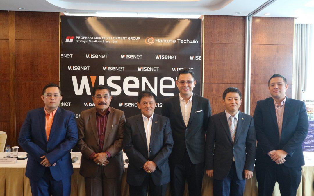 Produsen CCTV Samsung Techwin Berganti Nama jadi Wisenet