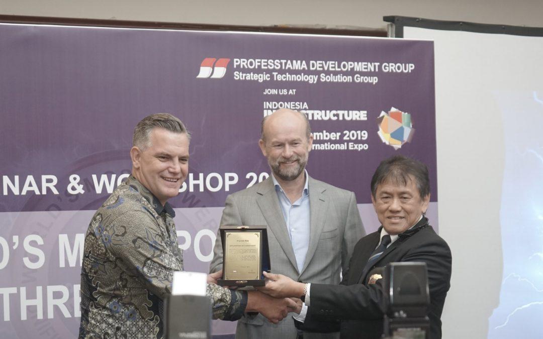 Professtama dan Red Piranha Berikan Edukasi dan Solusi Keamanan Siber dari Australia